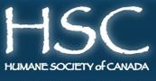 Société protectrice des animaux du Canada (HSC)